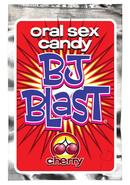 Bj Blast Oral Sex Candy Cherry