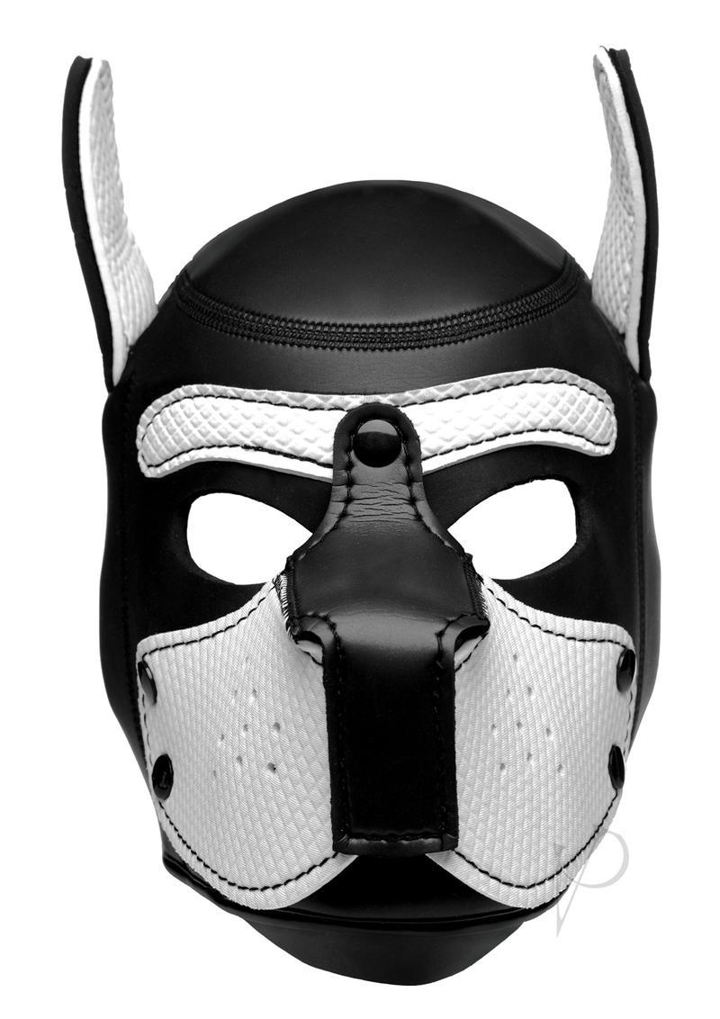 Ms Spike Puppy Hood White